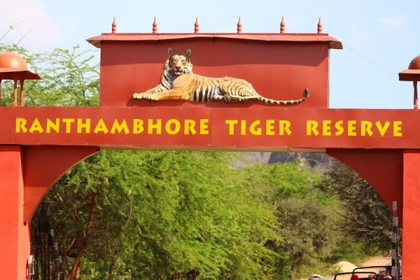 Ranthambore National Park Gate